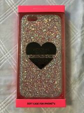 Victoria's Secret VS Fashion Show LONDON Glitter Soft Case for iPhone 6 & 6s NEW