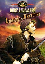 DVD  //  L'HOMME DU KENTUCKY  //   Burt Lancaster  /  NEUF cellophané