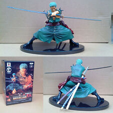 One piece zoro long swords figures figure PVC doll Action Figure Model