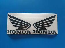 Honda logo wings tank decals X2 free postage