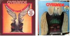 Cymande Set of 2 - Cymande AND Second Time Round Both NEW Sealed Colored Vinyl