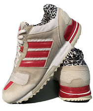 Adidas ZX 700 Women's Shoes Size Uk 5 Pink White Flats Trainers