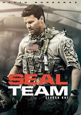 SEAL TEAM 1 (2017-2018): David Boreanaz - Action TV Season Series - NEW  DVD R1