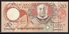 Tonga; National Reserve Bank. 20 pa'anga. (1995). Series C/3. (Pick; 35c). UNC.