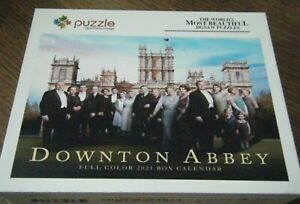 DOWNTON ABBEY THE WORLD'S MOST BEAUTIFUL JIGSAW PUZZLE 100 PIECES TV SERIES