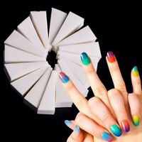 8X Graduated Colour Nail Polish Stamping Sponge Manicure Art Ombre Painting Tool