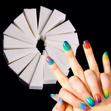 8x Graduated Colour Nail Polish Stamping Sponge Mnicure Art Ombre Painting Tools