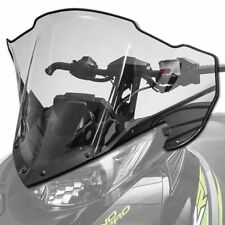 Arctic Cat Mid Touring Black Windshield, 2014-2019 ZR/XF/M/PTA/BC, 7639-688