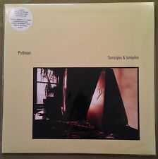 PULLMAN: Turnstyles & Junkpiles, VINYL LP, inc. MP3, RSD 2015, Limited