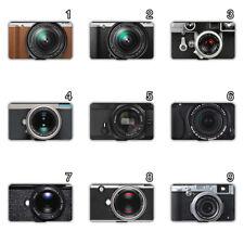 Retro Classic Camera SLR Wallet Phone Case iPhone 4 5 5C SE 6 7 8 + X Xs Max XR