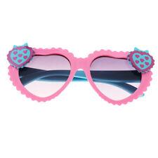 Kinder Sonnenbrille Niedliche UV400 Schutzbrille Herzförmig für Kinder