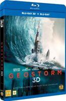 Geostrom 3D + 2D Blu Ray