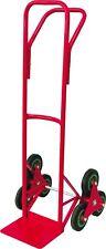 Carrello portapacchi per scale a 3 ruote portata massima 150 Kg Utilia HT 1310 A