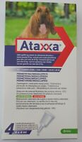 Pack 4 Ataxxa Extra Large dog 25kg - 40kg (55lb - 88lb) - 4 pipettes Spot on