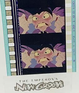 Disney EMPEROR NEW GROOVE Authentic Animation 5-Cell Film Strip VILLAIN YSMA (1)