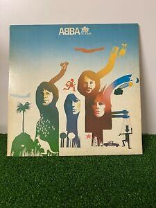 """ABBA The Album - 12"""" Vinyl LP 1977"""