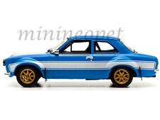 GREENLIGHT 86222 THE FAST AND THE FURIOUS 6 1974 FORD ESCORT RS 2000 1/43 BLUE