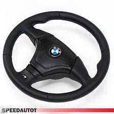 Leder Lenkrad Lederlenkrad BMW E31 E34 E36 E39 Z3 mit Airbag !!NEU!!!