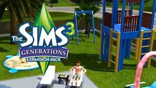 The Sims 3: Generations (PC/MAC, Region-Free) Origin Download KEY