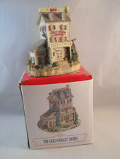 Americana Collection Liberty Falls, Gold Nugget Tavern Ah28-1993 W/Box