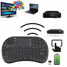 2.4G Mini Wireless Keyboard Air Mouse Touchpad For Android Smart TV Box PC PS3
