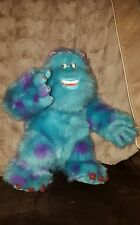"Plush Disney/Pixar Talking Sully, Monsters Inc, 15"""