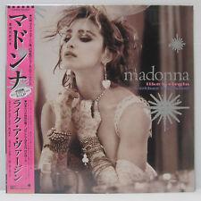 "MADONNA - LIKE A VIRGIN 12"" 2016 RSD JAPAN VINYL SEALED MINT JAPAN ONLY COVER LP"
