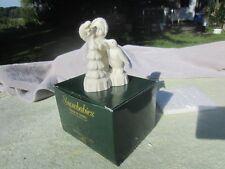 "Dept 56 Snowbabies 2000 ""Make It Shine"" 05732 Retired Penquin & BOX DEPARTMENT"