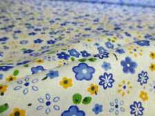 Unbranded Floral by the Metre Craft Fabrics