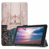 Case für Lenovo Tab E8 TB-8304F Hülle Smart Cover Tablet Schutz Tasche Etui Slim