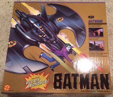 1989 Toy Biz Batman the Movie Batwing Action Vehicle! SEALED! MINT IN BOX (MIB)!
