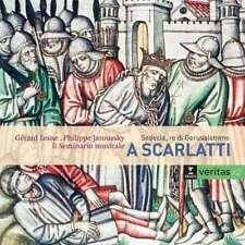 Gérard Lesne - Alessandro Scarlatti - Sedecia NEW CD