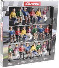 Carrera Figuren 21129 Figurensatz Tribüne