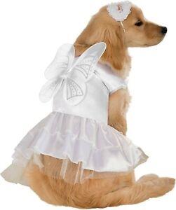 Angel Dog Costume - LARGE - Heavenly  - Dress, Wings, Headpiece - Christmas NWT