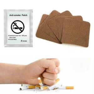 5pcs Patches Sumifun Quit Smoking Anti Smoke Patch Cessation O1X9 P For Sm N5Z0