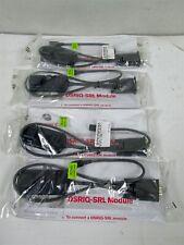 4 New Sealed Avocent DSRIQ-SRL Serial Server Interface Module - - - - - D8211