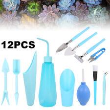 12X Mini Scissor Transplanting Garden Succulent Gardening Tool Shovel Planting