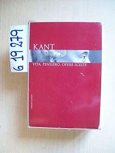 I GRANDI FILOSOFI - KANT - IL SOLE 24 ORE - 2007