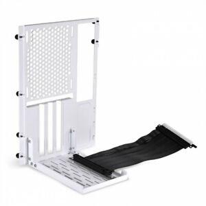 Lian Li O11D-1W-4 Mini Riser Card + PC Slot Cover PCIe 4.0 White