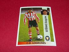 ESTEFANO EIZAGUIRRE C.D. LOGRONES PANINI LIGA 96-97 ESPANA 1996-1997 FOOTBALL