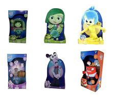DISNEY Pixar Inside Out Action Figure, Plush Doll Toy FEAR, DISGUST, JOY, ANGER