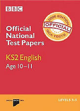National Test Papers KS2 English (QCA): Levels 3-5 (Qualifications and Curricul