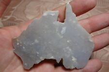 47.33 gram Agate Polished Slab of Australia, Lapidary Collectable, Gift