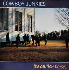 COWBOY JUNKIES - THE CAUTION HORSES - CD ALBUM - FREE UK POSTAGE