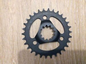 Middleburn RS8 X-Type Uno TT Thick/Thin 30T Hard Coat Chainring