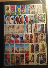 Saint Thomas et Prince : Lot de 47 timbres  differents