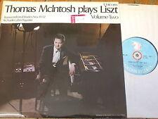 UNS 229 Thomas McIntosh plays Liszt Vol. 2