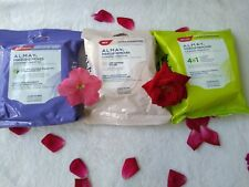 Makeup Remover Almay Cleansing Towelettes. 25 wipes each..~Choose from 3 shades~