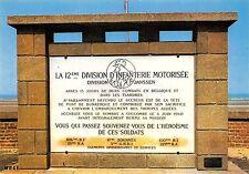 France Bray-Dunes Monument a la 12e Division d'Infanterie Motorisee