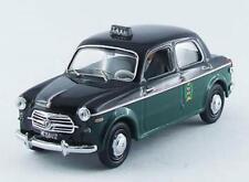 1:43 Rio Fiat 1100 Taxi Di Milano 1956 + Autista RIO4408 Modellino